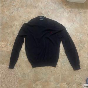 Polo Ralph Lauren Mens Pima Cotton Sweater Size L